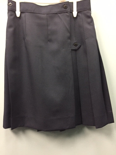 HALF Sizes - NAVY KILT 100% Polyester