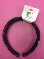 ACE Padded Head Band - Plaid 37