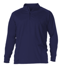 VIENNA LACROSSE Coach's Game Day Quarter Zip - Navy