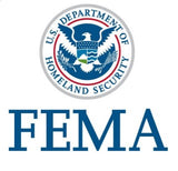 FEMA Embroidered Logo Navy Preeminent Vest