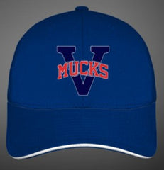 REQUIRED MUCKS Practice Cap 170 PULSEMESH R-FLEX - Navy