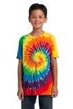ACE Camp Rainbow Tie-Dye T-Shirt