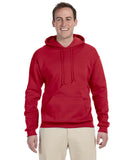 VLL Majors Twins Jerzees 8 oz. NuBlend® Fleece Pullover Hood - All Sizes True Red