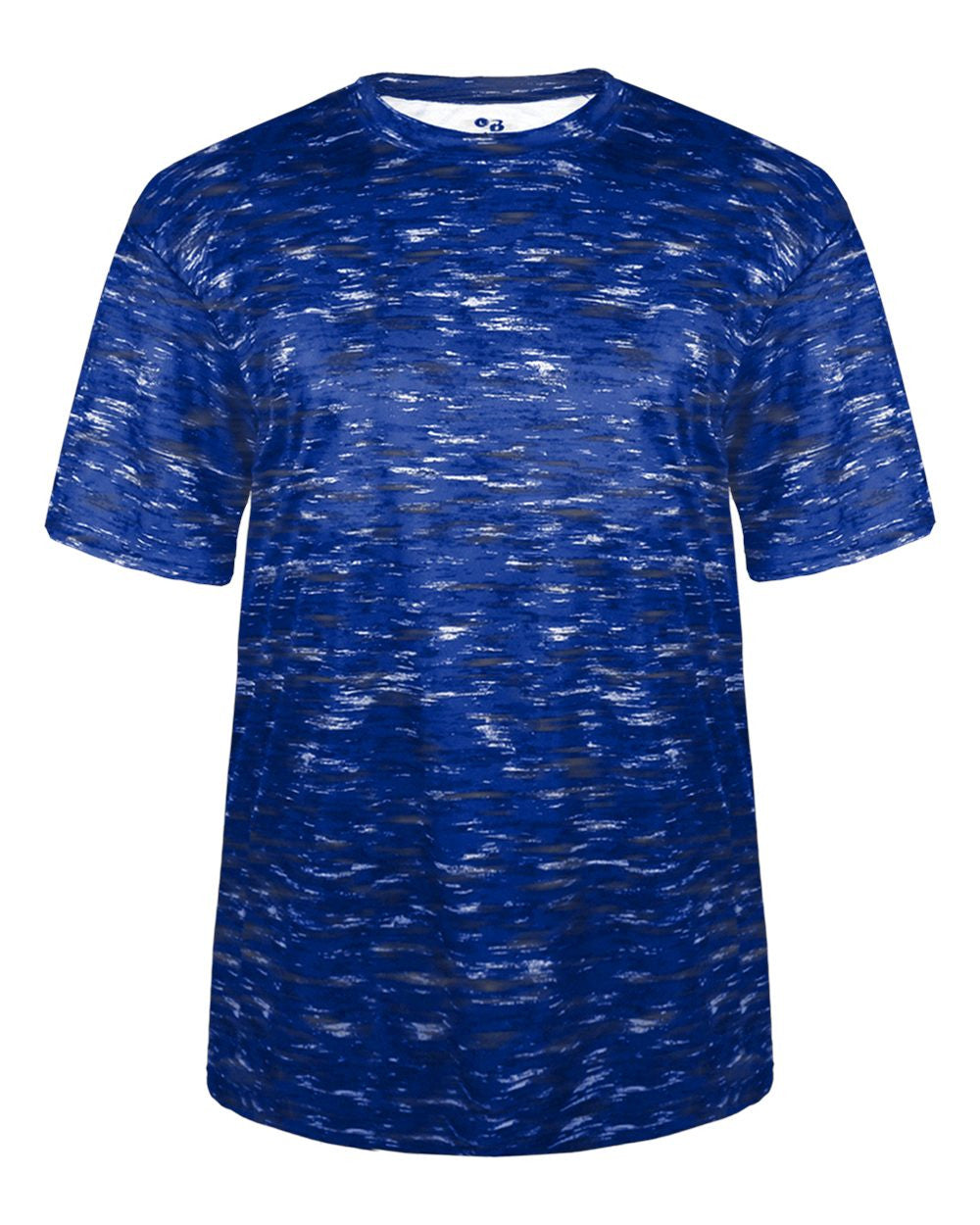 Vienna MUCKS Abundo Practice Tee - Royal Static