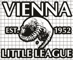 Vienna Little League Vinyl Decal