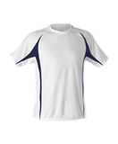 REQUIRED SLAMMERS Game Jersey - White/ Navy