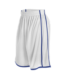 REQUIRED Option 1 - 67ers BASKETBALL SHORTS - White/Royal