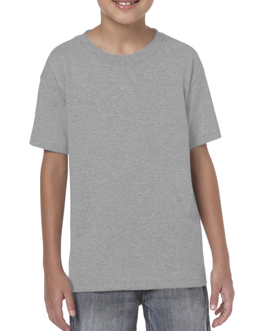 CH Youth Softstyle® 4.5 oz T-Shirt - Sport Grey