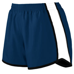 LW PULSE TEAM SHORT - Navy/White/Black
