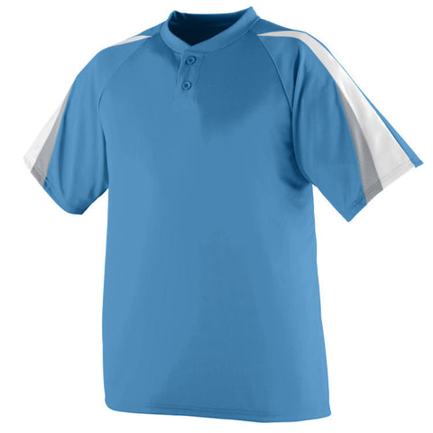 Vienna Lacrosse OUTLAWS Men's SWAG Power Plus T-Shirt -  Columbia Blue