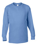 Pre-School Carolina Blue Long Sleeve T-Shirt