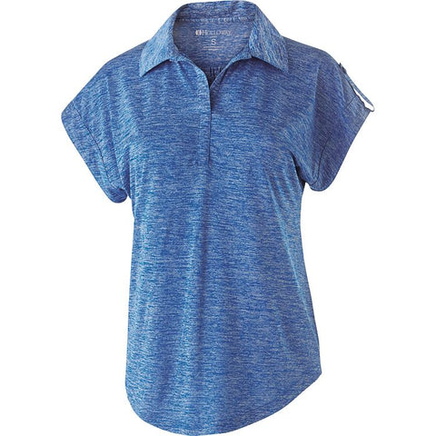 HOLLOWAY 222729 Ladies Electrify 2.0 S/S Polo