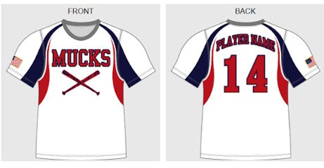 REQUIRED Practice Jersey-Mucks Mathews/Harlow