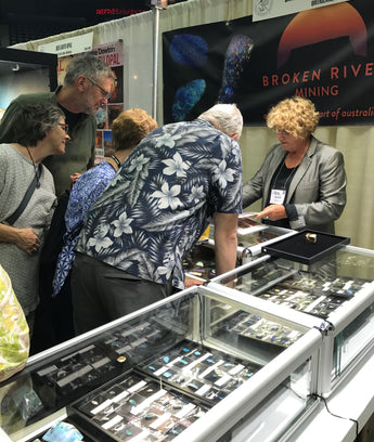 Tucson Gem and Mineral Show 2017