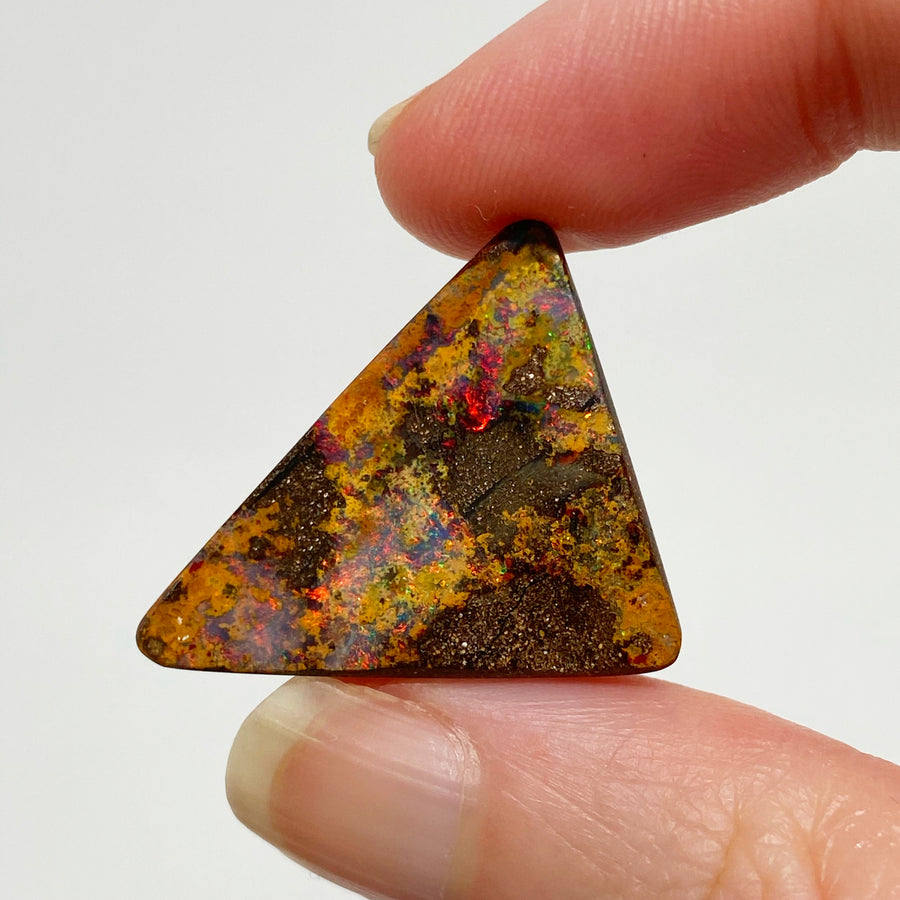 20.30 Ct matrix boulder opal