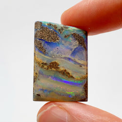 26.38 Ct picture stone boulder opal