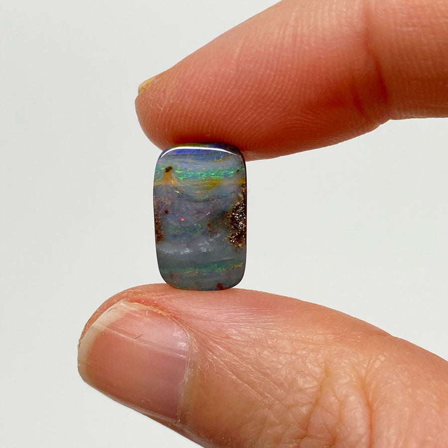 4.72 Ct small boulder opal