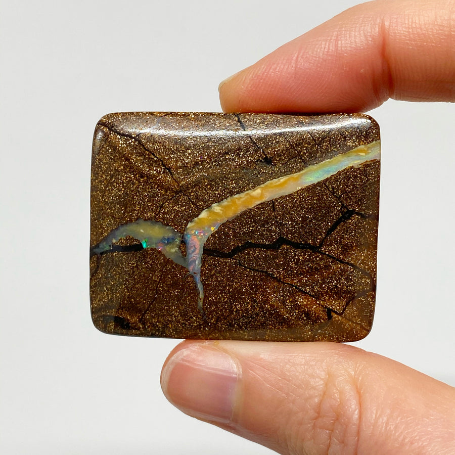 105 Ct matrix boulder opal