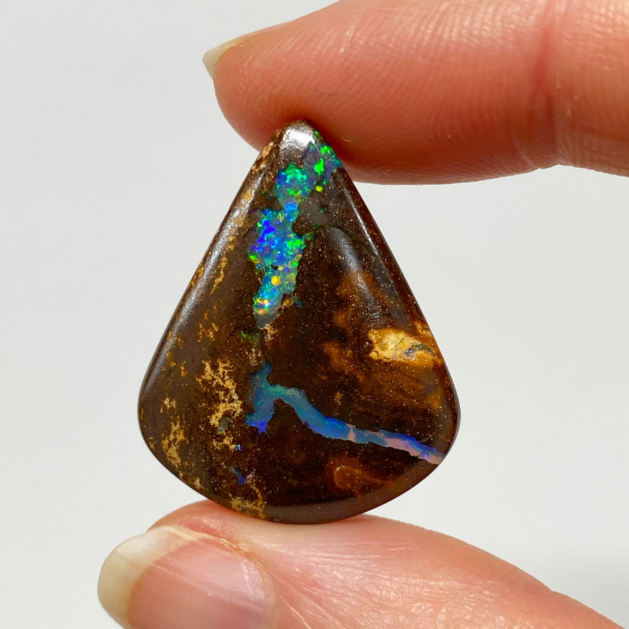 21.78 Ct matrix boulder opal