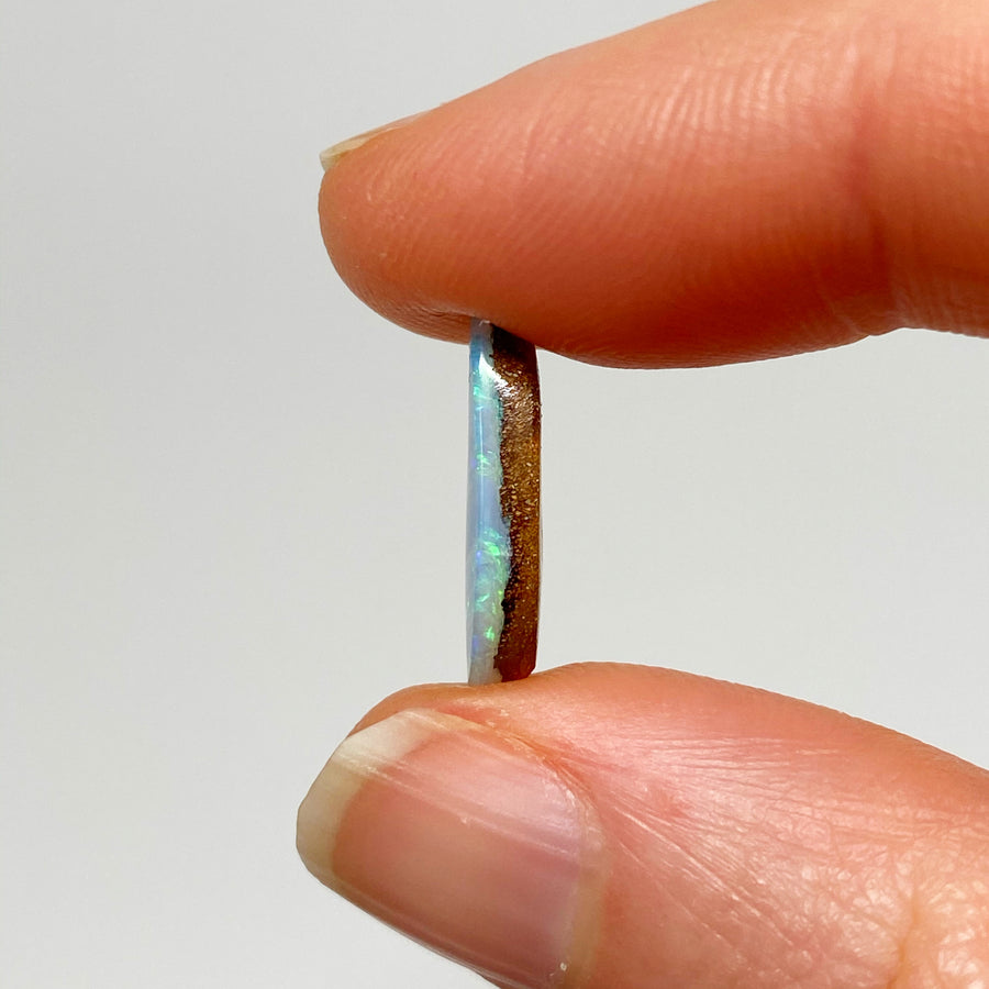 3.31 Ct striped boulder opal