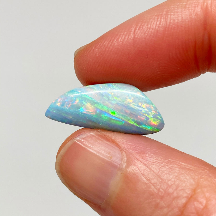 6.60 Ct striped boulder opal