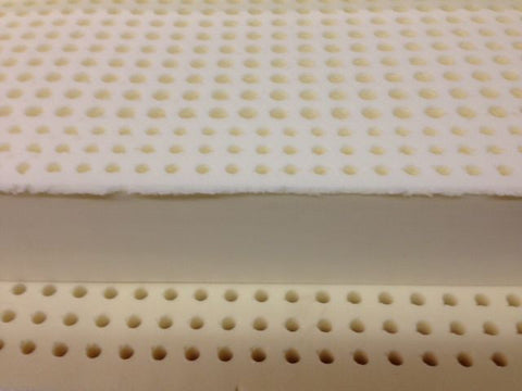 Latex Mattress Toppers - Talalay Blended
