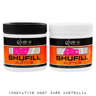Glue-u Shufill (2 parts, 660gram per part)