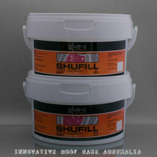 Glue-u Shufill (2 parts, 2500gram per part)