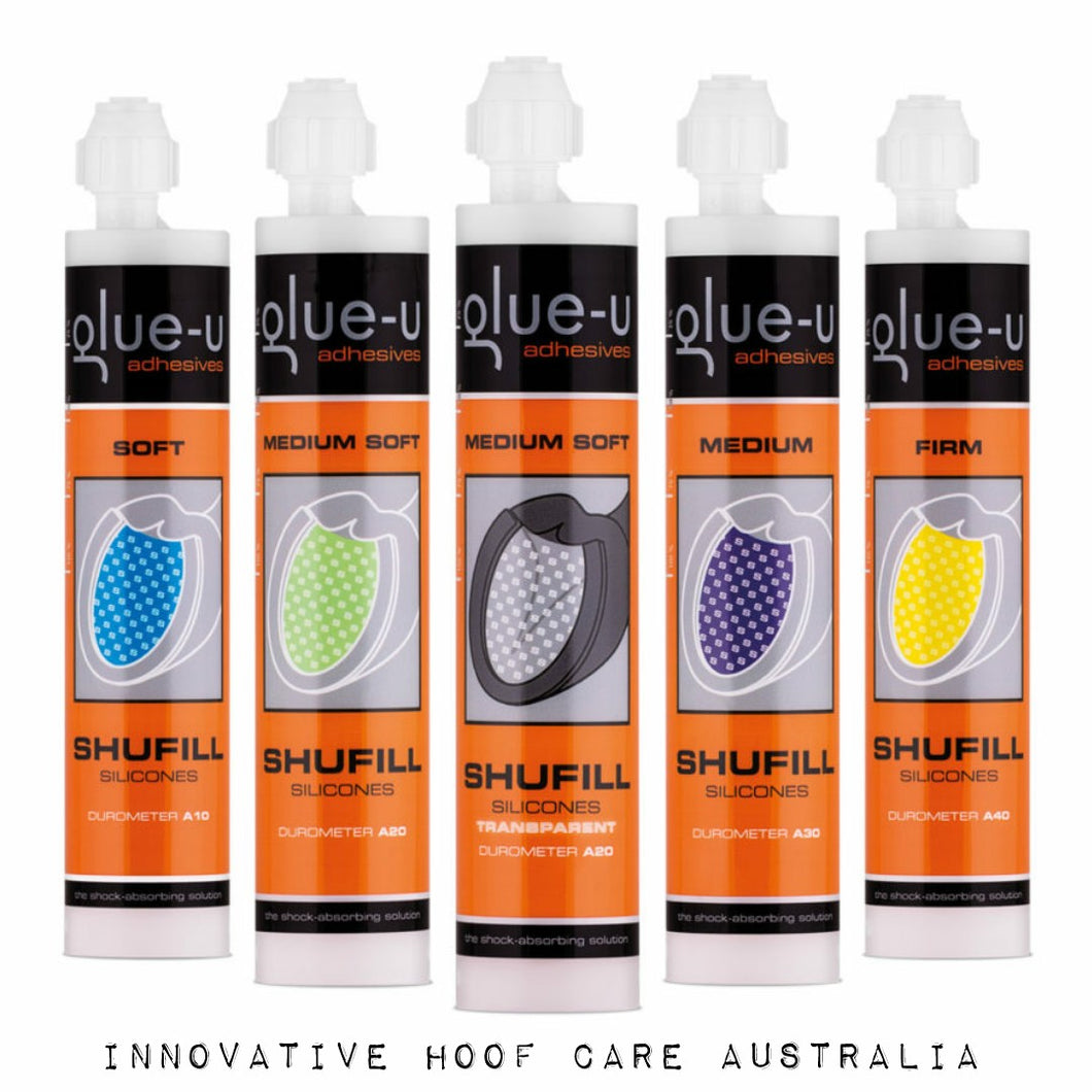 Glue-U Shufill Shock Absorber (Silicones)
