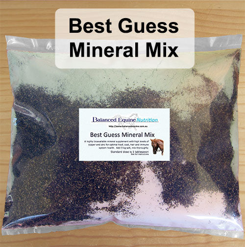 Best Guess Mineral Mix