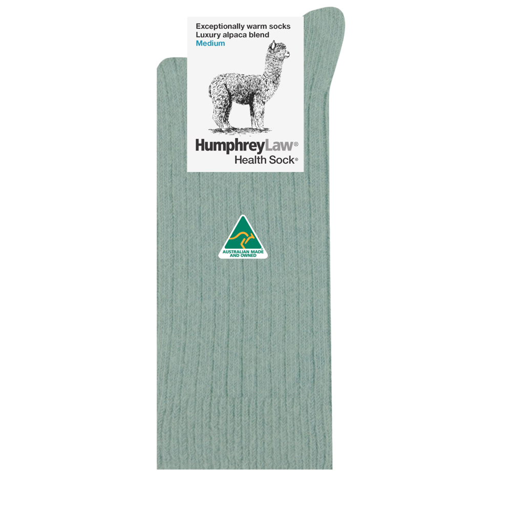 ALPACA HEALTH SOCK - ASSORTED COLOURS