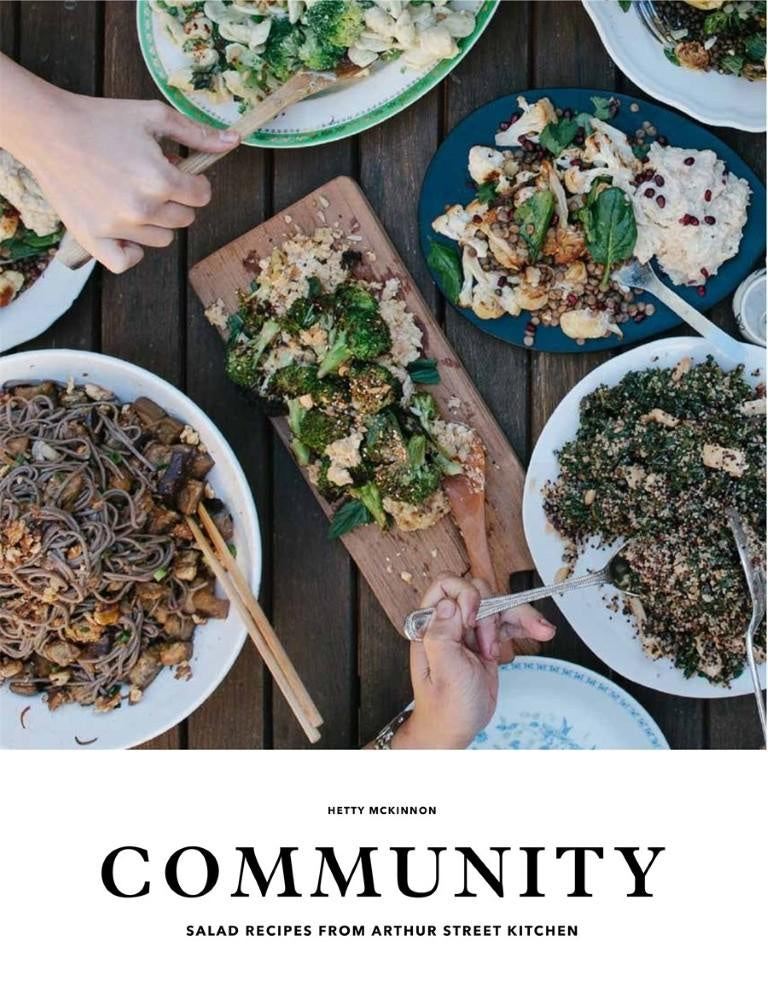 COMMUNITY BY HETTY MCKINNON