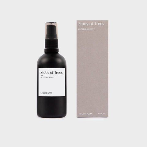 INTERIOR SCENT        STUDY OF TREES 100ML