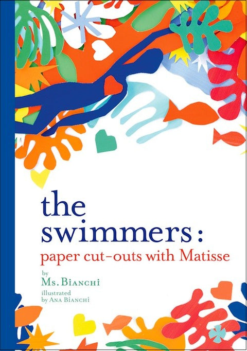 THE SWIMMERS: PAPER CUT OUTS WITH MATISSE