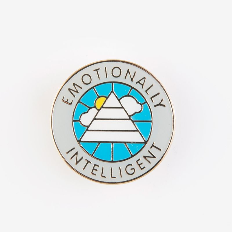 EMOTIONAL INTELLIGENCE PIN