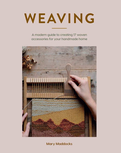 WEAVING - MARY MADDOCKS