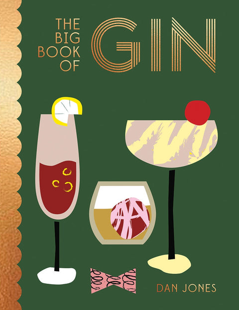 BIG BOOK OF GIN - DAN JONES