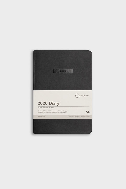 2020 CLASSIC DIARY - A5 - SOFT COVER