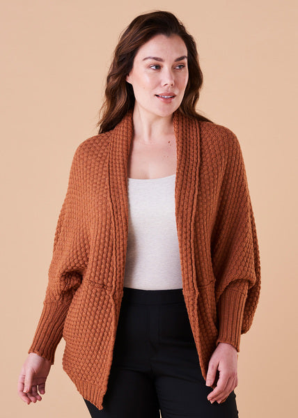 BELLAMY SHRUG - ASSORTED COLOURS