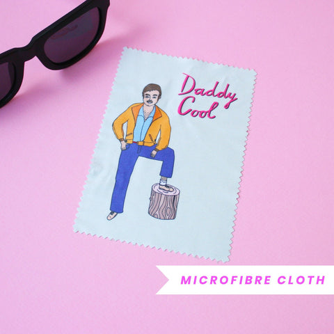 MICROFIBRE CLOTH-DADDY COOL