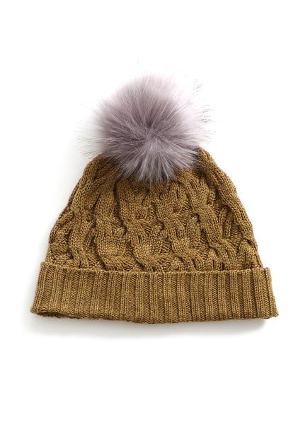 MABEL BEANIE - ASSORTED COLOURS