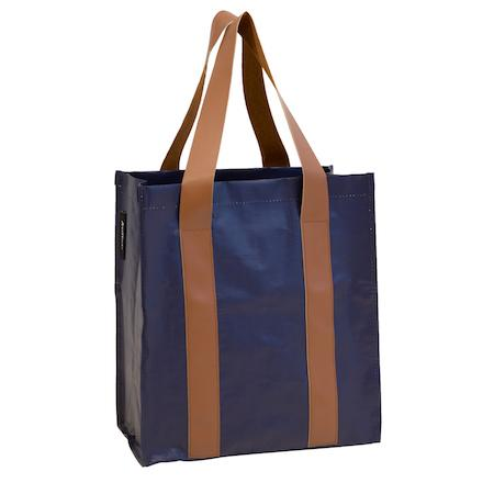 POLY MARKET BAG - ASSORTED DESIGNS