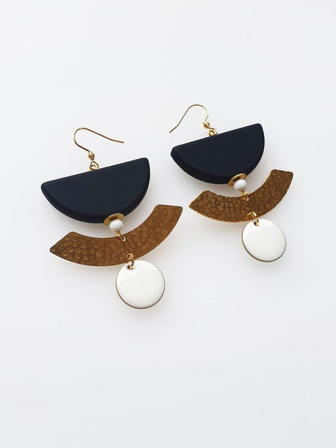 NIGHTFALL EARRINGS - ASSORTED COLOURS