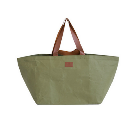 PAPER BEACH BAG - ASSORTED COLOURS