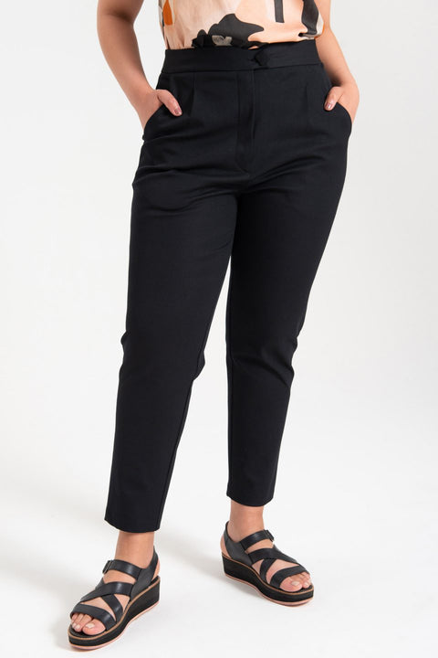 CLASSIC TAILORED PANT - ASSORTED COLOURS