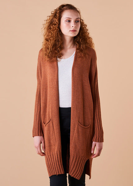 QUINN CARDIGAN - ASSORTED COLOURS