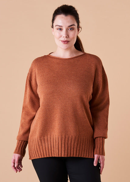 QUINN JUMPER - ASSORTED COLOURS