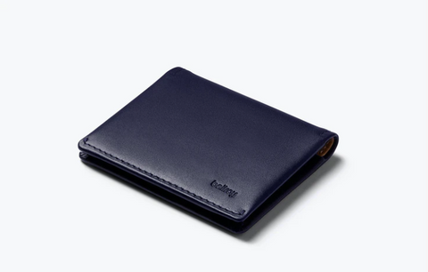 BELLROY SLIM SLEEVE WALLET - NAVY