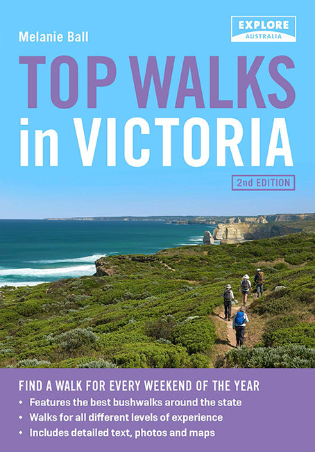 TOP WALKS IN VICTORIA 2ND EDITION