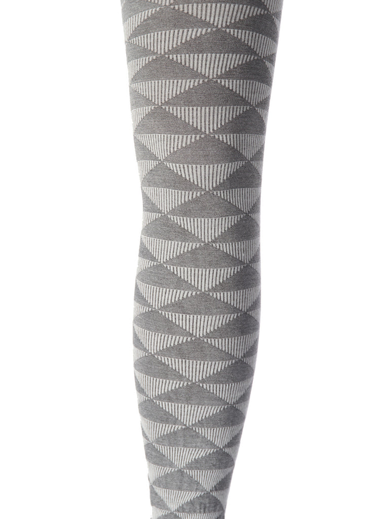 TIGHTS  FOOTLESS 3/4 LENGTH TRIANGLES - ASSORTED COLOURS